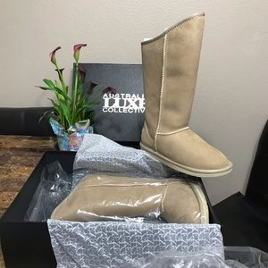 **AUSTRALIA LUXE TALL COSY BOOTS**
